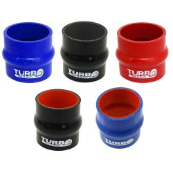 """Silicone hose hump hose connector 76mm (3"""")"""
