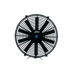Universal electric fan 356mm - suction