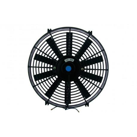 Fans 12V Universal electric fan 356mm - suction | races-shop.com