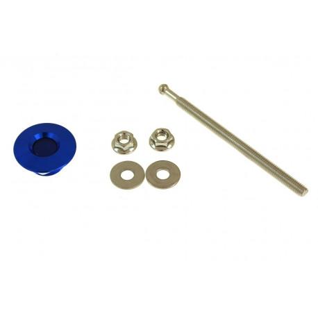 Bonnet pins Stainless steel bonnet pins PUSH CLIP mini (1psc)   races-shop.com