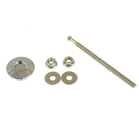 Bonnet pins Stainless steel bonnet pins PUSH CLIP mini (1psc) | races-shop.com