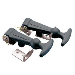 competition rubber bonnet/boot hook kits - Grayston - large