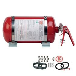 OMP Sport 4L mechanical extinguisher FIA