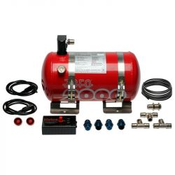 Lifeline Zero 2000 4L mechanical extinguisher FIA, ALU