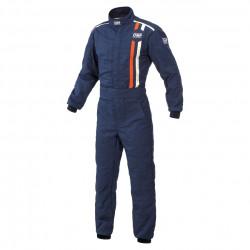 FIA race suit OMP classic navy blue