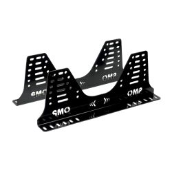 OMP Ultra long seat bracket FIA (pair)