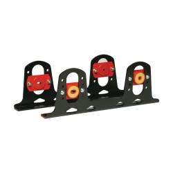OMP PRO ALU seat bracket (pair)