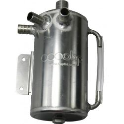 Subaru Oil catch tank OBP motorsport with 13mm outputs - capacity 1l