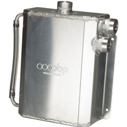 Oil catch tank OBP motorsport Race spec with AN10mm outputs - capacity 3l