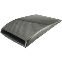 Air roof vent OBP, carbon