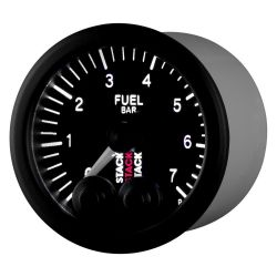 STACK Pro-Control gauge fuel pressure 0- 7bar