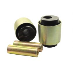 Caster correction - radius rod to chassis bushing