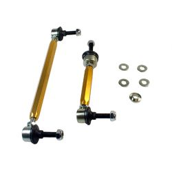 Sway bar - link assembly 50mm lift heavy duty adj steel ball