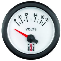 STACK gauge battery voltage 8- 18V (electrical)