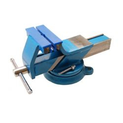 Magnetic bench vise jaw protector