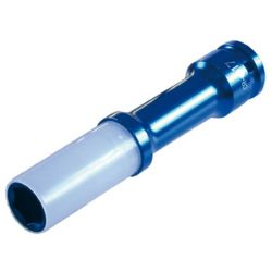 Impact Socket with teflon protection 17mm