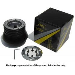 Deformable steering wheel hub - Volanti Luisi - VOLVO V 70 to 02