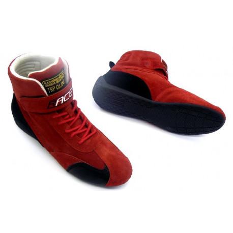 Shoes FIA race shoes RACES, red | races-shop.com