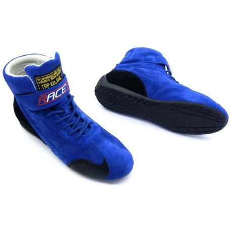 Shoes FIA race shoes RACES, blue | races-shop.com