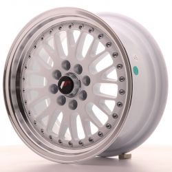 Japan Racing JR10 15x7 ET30 4x100/108 White