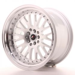 JR Wheel JR10 18x10,5 ET25 5x112/114,3 MachSil
