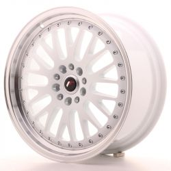 JR Wheel JR10 18x8,5 ET45 5x112/114 White