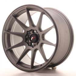 JR Wheel JR11 17x9 ET20 5x100/114 Matt GM