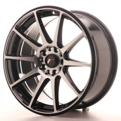 JR Wheel JR11 18x8,5 ET30 5x114/120 Black Mach