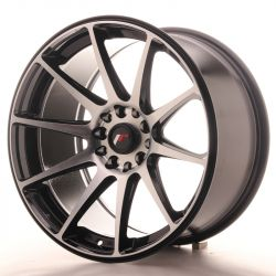 JR Wheel JR11 18x9,5 ET30 5x112/114 Black Mach