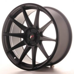 JR Wheel JR11 19x9,5 ET35 5H Blank Matt Black