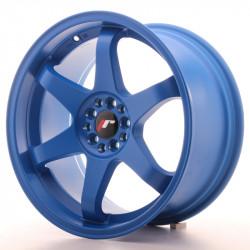 JR Wheel JR3 18x9 ET40 5x100/108 Blue