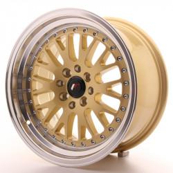 JR Wheel JR10 16x8 ET10 4x100/114 Gold