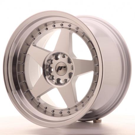 Japan Racing aluminum wheels JR Wheel JR6 18x10,5 ET25 5x114,3/120 Silver M   races-shop.com