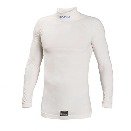 Underwears Sparco Delta RW-6 TOP with FIA, white | races-shop.com
