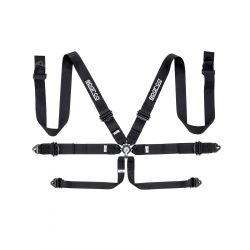 FIA 6 point safety belts SPARCO