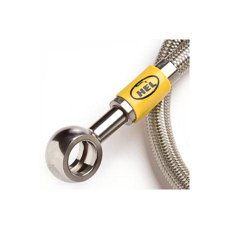 Brakes pipes - Hel performance Teflon braided brake hose HEL Performance for AC Cars 3000FH | races-shop.com