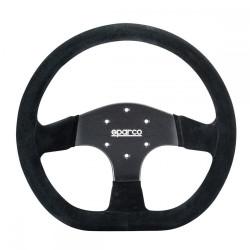 3 spokes steering wheel Sparco R353, 330mm suede, 36mm