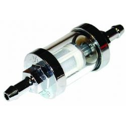 Fuel filter (cleanable) - short