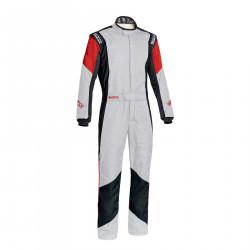 FIA race suit Sparco Grip RS-4 white