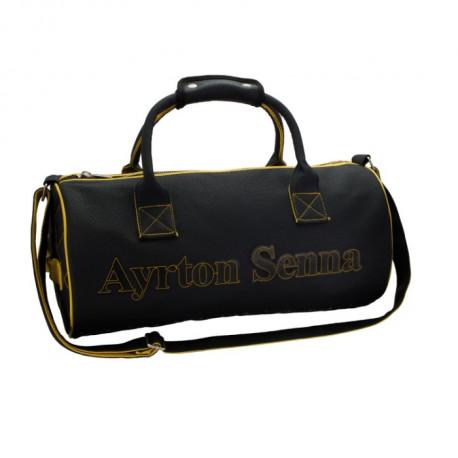 Bags, wallets AYRTON SENNA Classic- Team Lotus bag   races-shop.com
