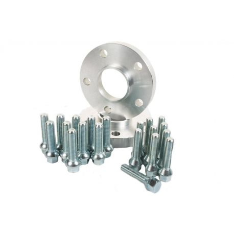 For specific model Set of 2psc wheel spacers for Citroen - 13mm (with long bolt), 5x108, 65,1mm   races-shop.com