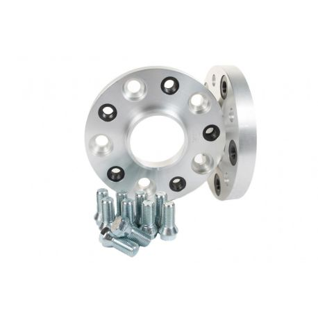 For specific model Set of 2psc wheel spacers for Maserati - 20mm (Bolt-on), 5x114,3, 67,1mm | races-shop.com