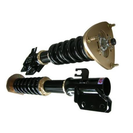 Civic EC/ ED/ EF 1988-91 Street and Circuit Coilover BC Racing BR-RS for Honda CIVIC/CR-X (EF9/ED, 88-91) rear eye | races-shop.com