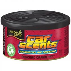 Califnornia Scents - Concord Cranberry