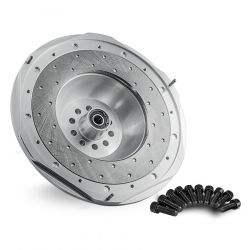 Flywheel AUDI 4.2 V8 ABZ for BMW GS6-53DZ (530D 6-spd M57N/M57N2) gearbox