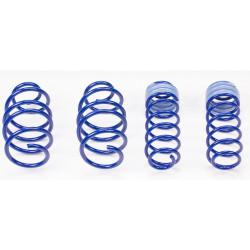 Lowering springs AP for AUDI 80, 06/91-, 40/30mm