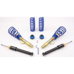 Coilover kit AP for VOLKSWAGEN Golf, Jetta, Vento, 08/83-11/91
