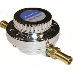 Fuel pressure regulator for carburetors Sytec