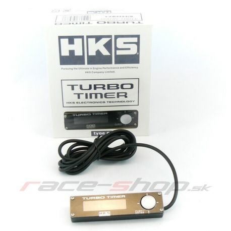 Turbo timer HKS Turbo timer SLIM version | races-shop.com