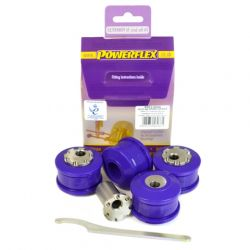 Powerflex Front Upper Arm To Chassis Bush Camber Adjustable Audi A4 inc. Avant Quattro (4WD)